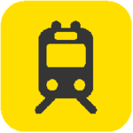 Thumb metro station icon
